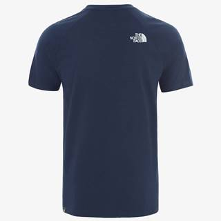 The North Face Rag Red Box Tee Blue Wing Teal